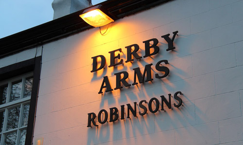 The Derby Arms - Great Urswick